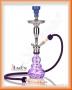 Vodní dýmka Aladin Evolution LOOP 54cm fialová
