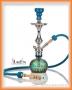 Vodní dýmka Aladin Evolution KOUFY 43cm tyrkysová