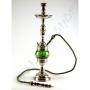 Egyptská vodní dýmka Top Mark 30/ 1 zelená otočná
