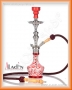 Vodní dýmka Aladin Evolution ARABICA 51cm červená