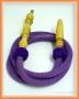 Hadice (šlauch) pro velké vodní dýmky - 150 fialová