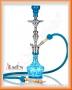 Vodní dýmka Aladin Evolution ARABICA 51cm tyrkysová