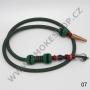 Hadice (šlauch) pro střední a velké vodní dýmky - Top Mark KOBRA