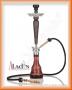 Vodní dýmka Aladin Evolution Nomad 72cm černo-červená