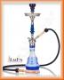 Vodní dýmka Aladin Evolution PERSIA 64cm modrá