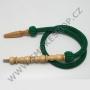 Hadice (šlauch) pro velké vodní dýmky - 145 zelená