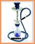 Vodní dýmka Shisha (modrá růže)
