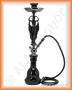 Vodní dýmka - Černá žena 69cm (černá)