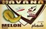Tabák Meloun sladký (Sweet Melon) Havana 50g
