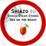 Shiazo minerální kamínky Sex on the Beach 100g