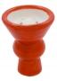 Korunka pro vodní dýmky Aladin 04 červená (vypouklá)