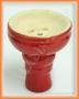 Korunka pro vodní dýmky Aladin 04 červená velká