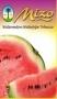Mizo-tabák Vodní meloun (Water Melon) Nakhla 250g
