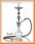 Vodní dýmka Aladin Evolution AMIRA 67cm bílá