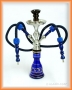 Egyptská vodní dýmka Top Mark 18/2 06 modrá