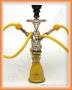 Egyptská vodní dýmka Top Mark 18/2 02 žlutá