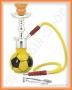 Vodní dýmka - Balon 31cm (žlutá)