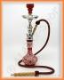Vodní dýmka Aladin 23/1 34 Sultana červená