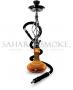 Vodní dýmka Sahara Smoke Khan jantar 60 cm