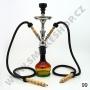 Vodní dýmka Aladin 22/2 299 rasta 2008 (2 šlauchy)