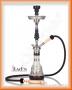 Vodní dýmka Aladin Evolution PERSIA 64cm černá