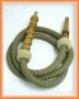 Hadice (šlauch) pro velké vodní dýmky - 160 krémová