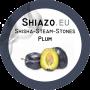 Shiazo minerální kamínky Švestka 100g